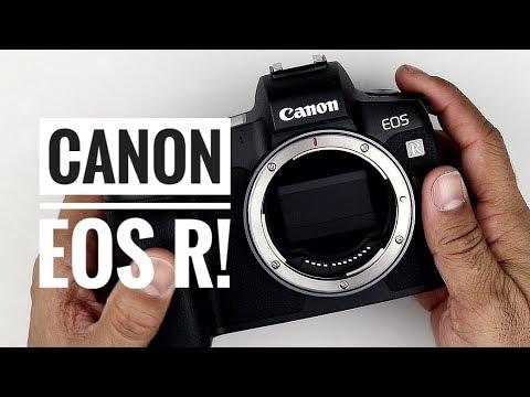Canon EOS R!