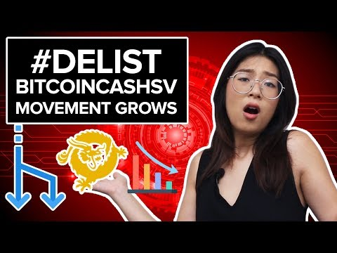 Crypto NEWS Today!! Bitcoin SV Delisting Continues // Japan's AMAZON Releases Crypto Wallet