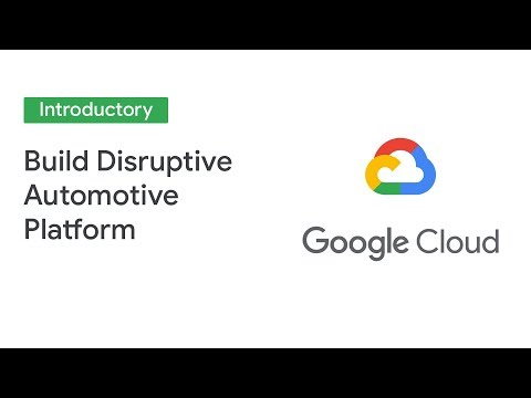 How Derive Systems Built a Disruptive Automotive Platform With Google Cloud IoT (Cloud Next '19)
