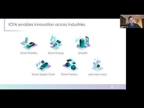 Iota Smart Cities Webinar #2
