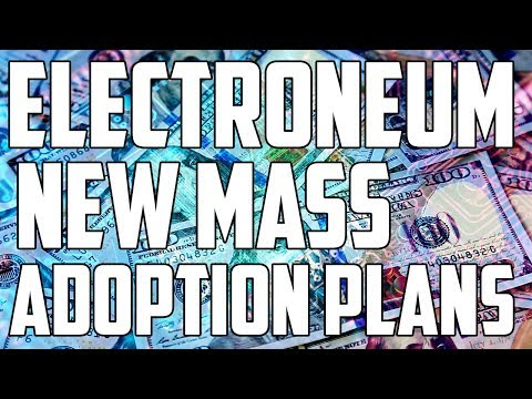 (ETN) Electroneum Releases News Plans For Mass Adoption! + More Mass Adoption In Africa!