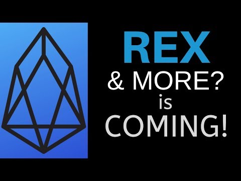 EOS REX and More? is COMING!
