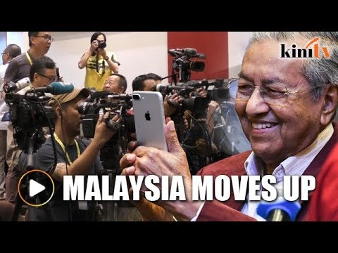 Press Freedom Index: M'sia moves up 22 places after BN's defeat