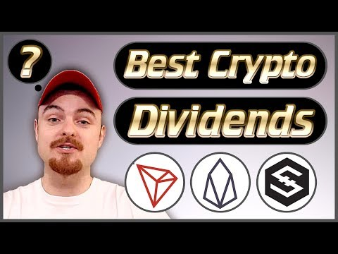 Best Crypto Dividend Platforms 2019 – How To Make Passive Income With Cryptocurrency