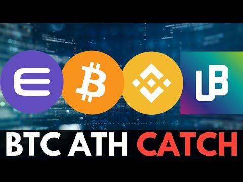 Bitcoin BTC ATH has a Catch! Binance BNB, Enjin ENJ, Unibright UBT – Crypto News
