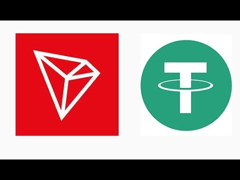 TRON(TRX) debutes Tether today on its blockchain, $20 million giveaway to start