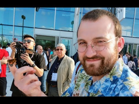 CARDANO IOHK Summit – My Thoughts on the Keynote – Live Stream