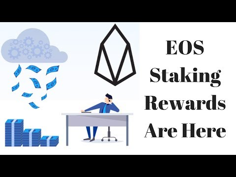 REX Is Here – EOS Staking Rewards