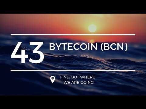$0.0009 Bytecoin BCN Price Prediction (18 Apr 2019)