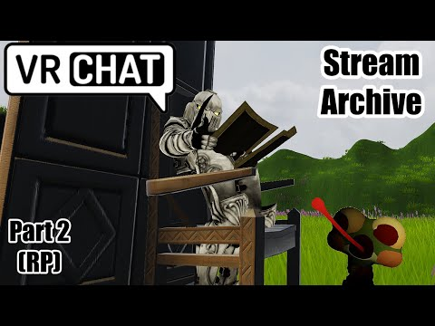 [VRC Stream] Will Fruity Return? Or Will VRChat Not Load? (Part 2) (RP)