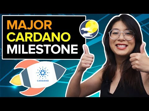 Cardano ADA is UNSTOPPABLE and ready to MOON!!