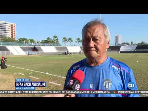 "PIALA FA   ""Pahang Pasti Ada Kelemahan"" – Irfan Bakti"
