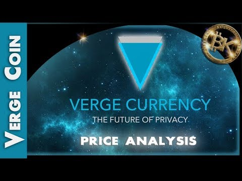 Verge Coin XVG 🔥Top Altcoins 2019 | BTC USD | Free Bitcoin Price Prediction Analysis & Crypto News