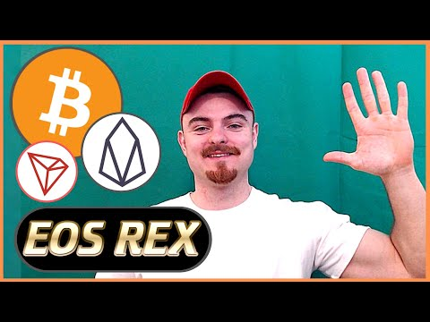 (LIVE AMA) – EOS REX APPROVED – Will The Market Breakout? – New TRON Dapps – IOST