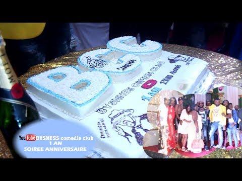 BCC soirée anniversaire  1 an de la chaine youtube