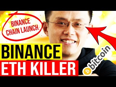 🚨 BINANCE KILLING ETHEREUM 2019? 😱 And Why It's Good for ETH…