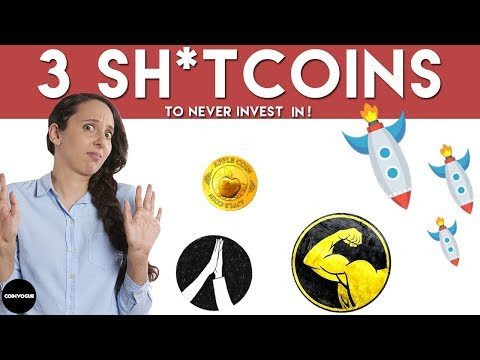 💰💰 3 SHITCOINS TO NEVER INVEST IN | DENTACOIN | STRONG HANDS | APPLECOIN 💰💰