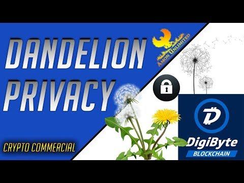 DigiByte Dandelion Privacy