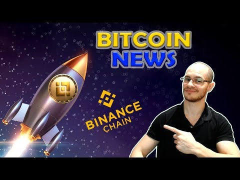 🛑 Binance Coin dispara após anúncio, Bitcoin SV despenca enquanto BitcoinCash sobe e mais! BTC News