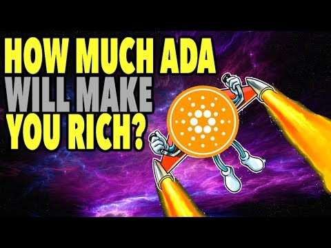 Cardano You May Need Less Than You Think – ADA Price