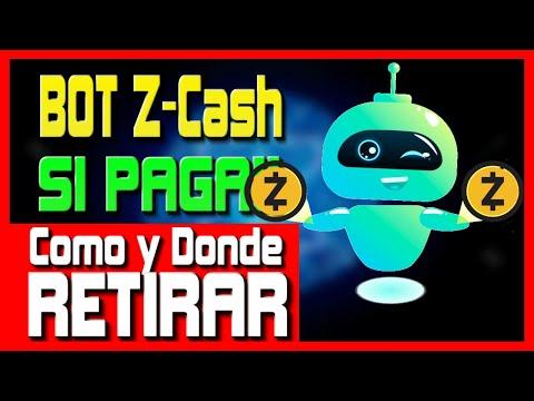 🤖 ZEC Click BOT SI PAGA Como y Donde Retirar Prueba De Pago ||Tengo Criptomonedas Gratis