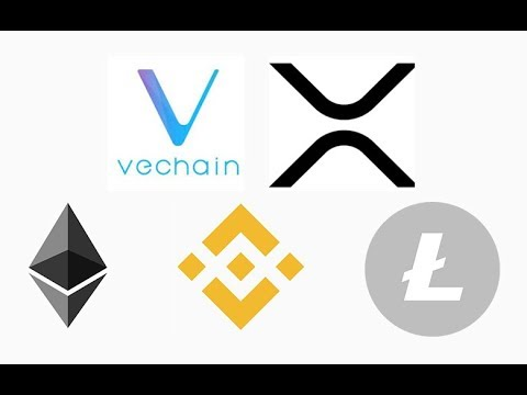VeChain(VET),BNB, XRP and my top 5(6) coins for April 2019