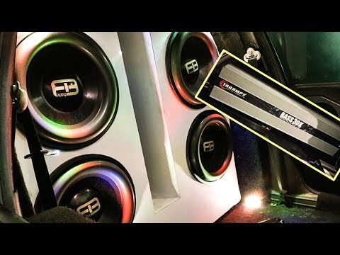 Parati da Asterix Sound, 4 FB Audio Neo 15 pol 5K, Taramps 30K
