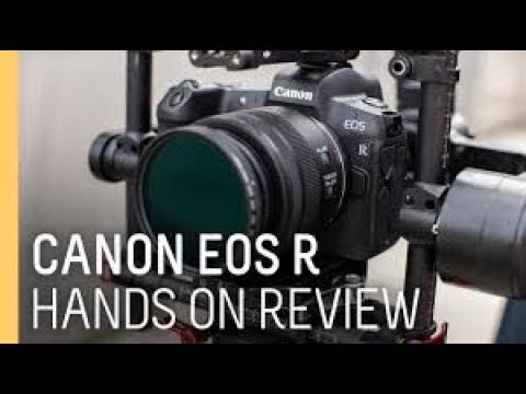 Canon EOS R In- Depth Review From A 35 Year Canon Veteran Part 1 | A Must Watch