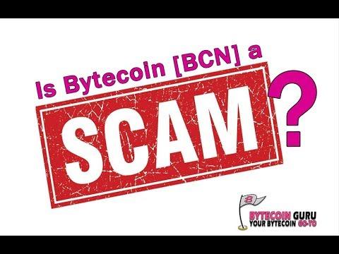 """BytecoinGuru's response to """"Bytecoin is SCAM"""" // Bytecoin Guru"""