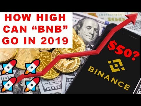 How high can BINANCE COIN go in 2019?