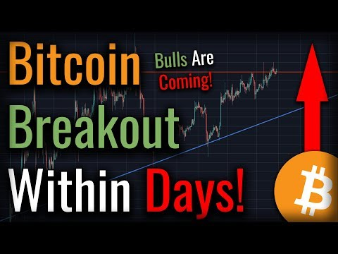 A Bitcoin Breakout Is Coming! SOON! – A Critical Time For Bitcoin! Binance Coin Hits ATH!