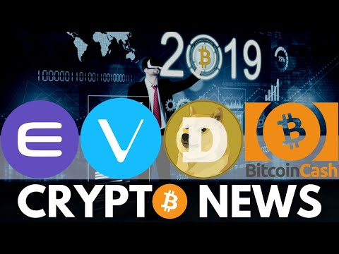Bitcoin Recovery in 2019, Big Enjin Coin Update, BCH Delisting, VeChain, Dogecoin – Crypto News