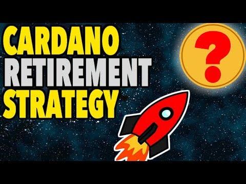 Cardano Retirement Strategy – $10,000 ADA