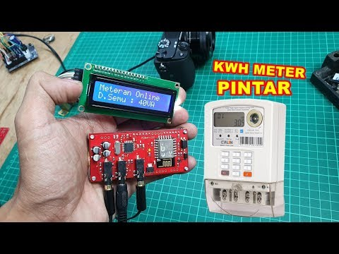 Project IoT KWH Meter Pintar PCBWAY.COM
