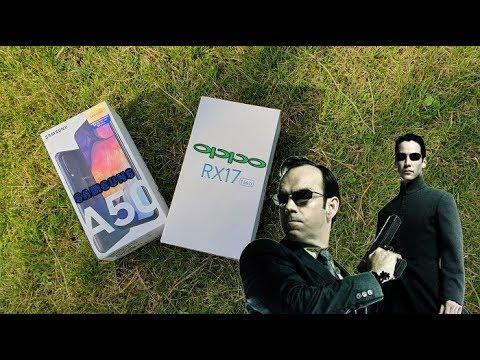 Oppo RX17 Neo ve Galaxy A50 karşılaştırma! Gri alan kalmayacak