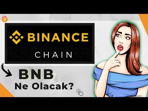 Binance Coin'in Geleceği + BNB Analiz | Binance Chain Nedir?