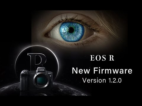 Canon EOS R Live In Action Firmware 1.20 | 35 Year Canon Veteran View Part 2