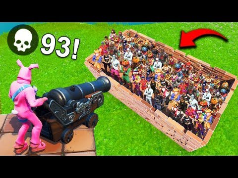 *WORLD RECORD* 93 KILLS IN 8 SECONDS! – Fortnite Funny Fails and WTF Moments! #534