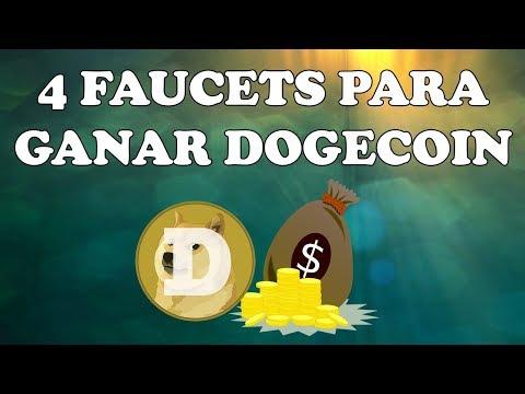 💵 4 faucets para ganar dogecoin gratis 💵