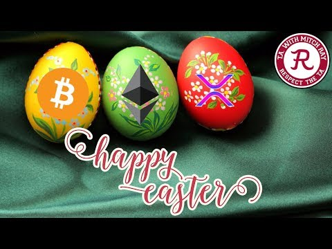 Bitcoin LIVE : BTC and Altcoin Easter Stream. Episode 467 – Crypto Technical Analysis