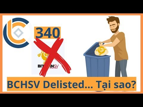 #340 – Điều gì xảy ra với Bitcoin Satoshi Vision (BCHSV)? | Cryptocurrency | Tiền Kỹ Thuật Số