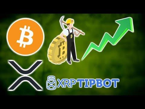 BITCOIN MINING Profitable Again! – XRPTipBot EU Banking License – 0x, Pundi X, Holochain & VeChain