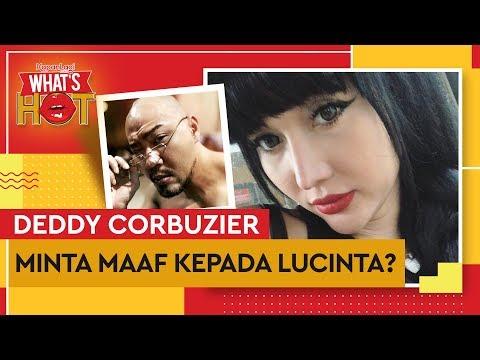 Lucinta Luna Labrak Deddy Corbuzier, Ada Apa?