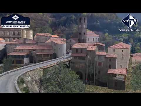#4 VRC – CORSICA Linea Tour de Corse 2019 – Summary [vr.TV]