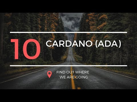 $0.076 Cardano ADA Technical Analysis (22 Apr 2019)