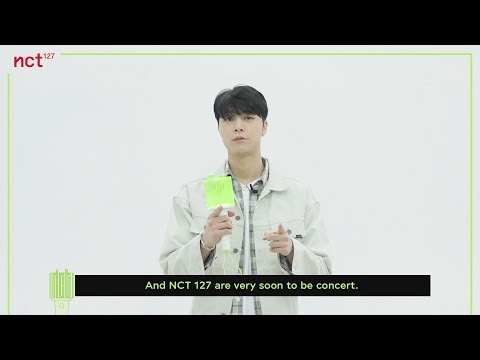 OFFICIAL FANLIGHT User Manual|NCT 127 WORLD TOUR 'NEO CITY – The Origin'