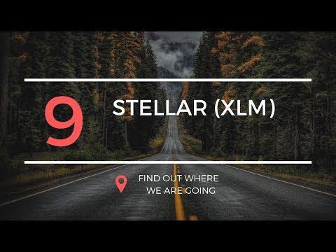 $0.11 Stellar XLM Technical Analysis (22 Apr 2019)