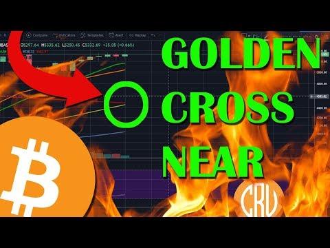 Bitcoin Golden Cross is Near – Bull Market Soon?