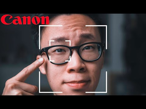 Canon EOS R NEW FIRMWARE 1.2.0 UPDATE (Canon Eye AF)