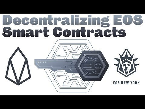 Decentralizing EOS Smart Contracts